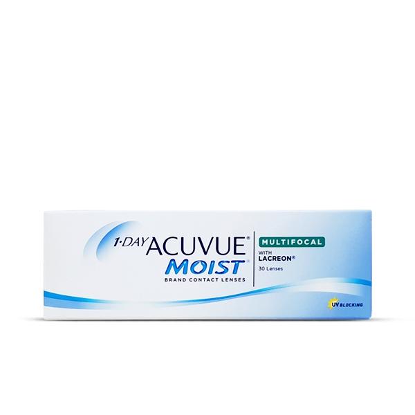 1-Day Acuvue Moist Multifocal 30er