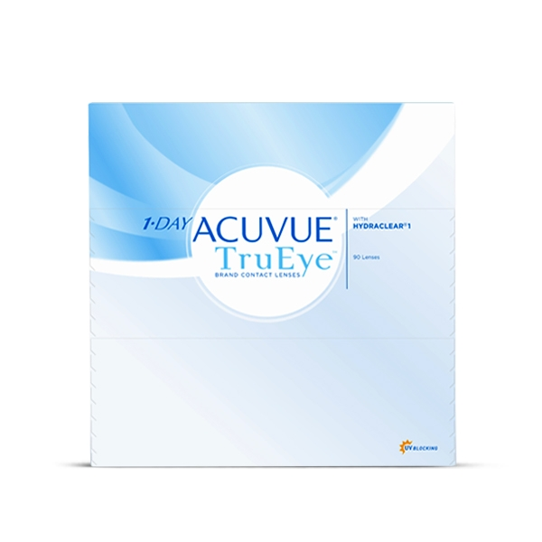 1-Day Acuvue TruEye 90er
