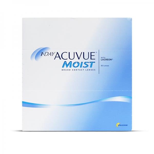 1-Day Acuvue Moist 90er