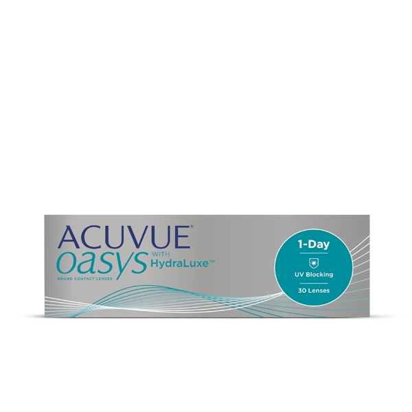 Acuvue Oasys 1-Day Hydraluxe 30er