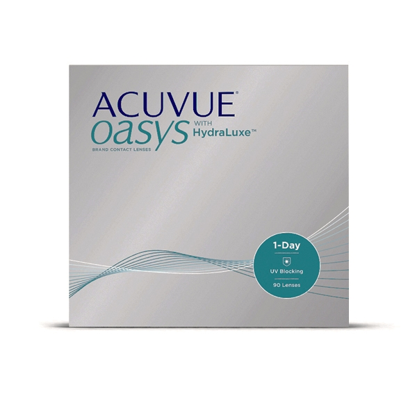 Acuvue Oasys 1-Day Hydraluxe 90er
