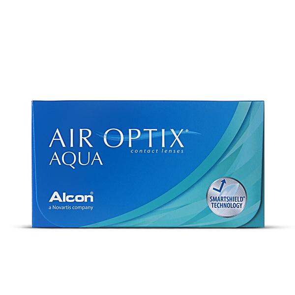 Air Optix Aqua 3er