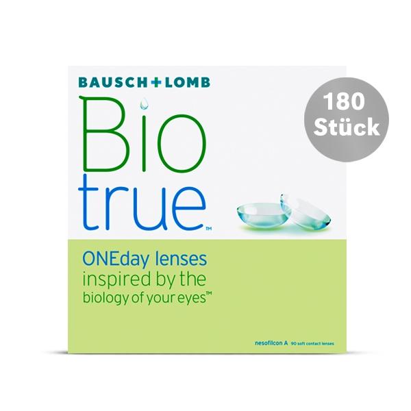 Biotrue ONEday 180er