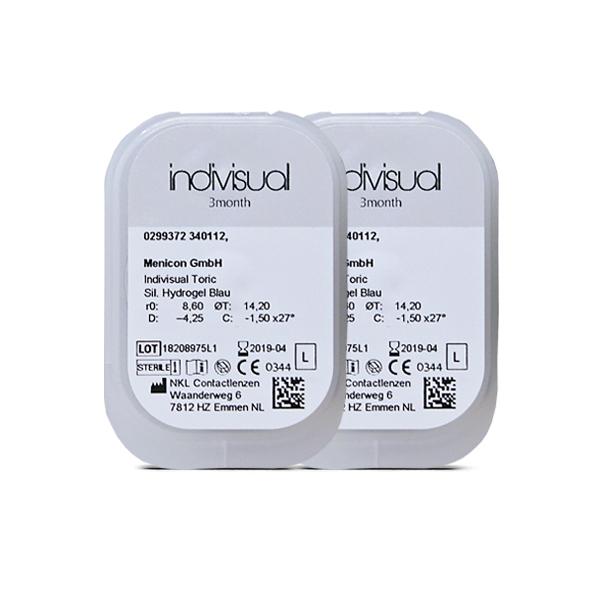 Indivisual Toric Duo Pack
