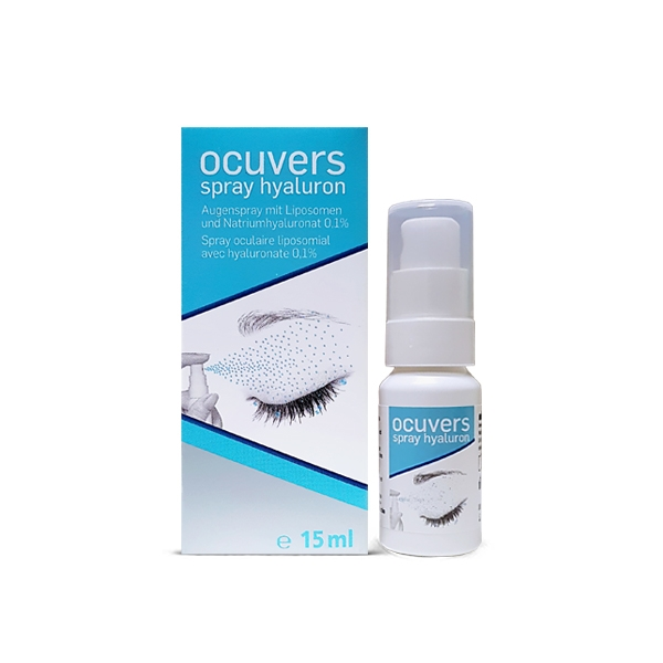 Ocuvers Spray Hyaluron