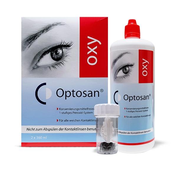Optosan Oxy 2x360ml